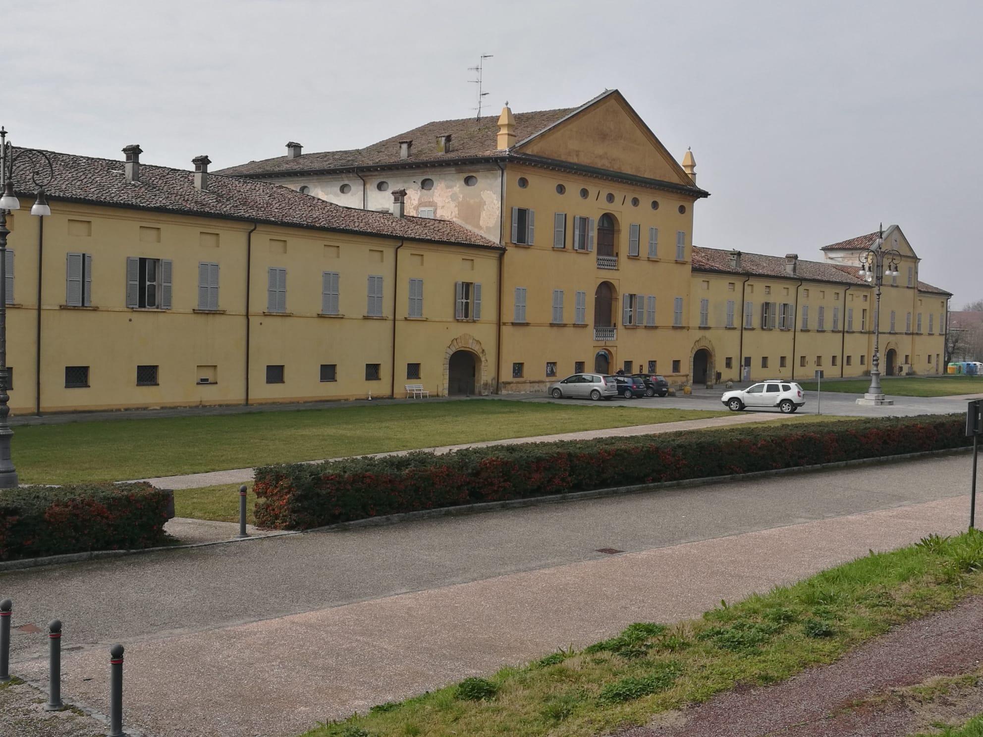 1_Palazzo Greppi Santa Vittoria di Gualtieri