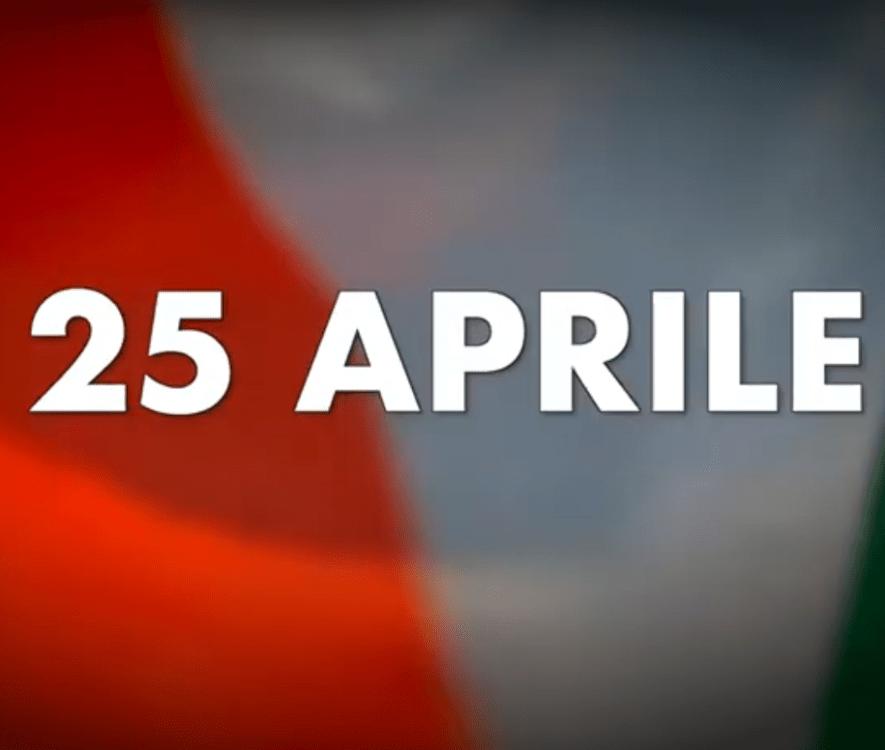 25 aprile 2020