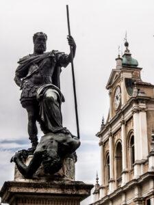 Statua Ferrante Gonzaga