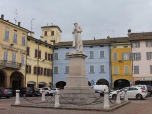 Statua di L.Spallanzani