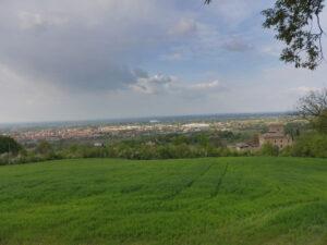 Panorama dal Castello della Torricella