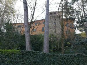 Albinea, Castello