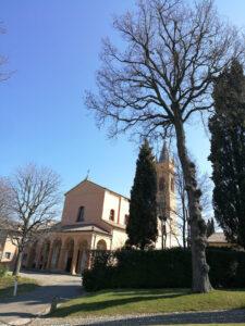 Albinea, Chiesa