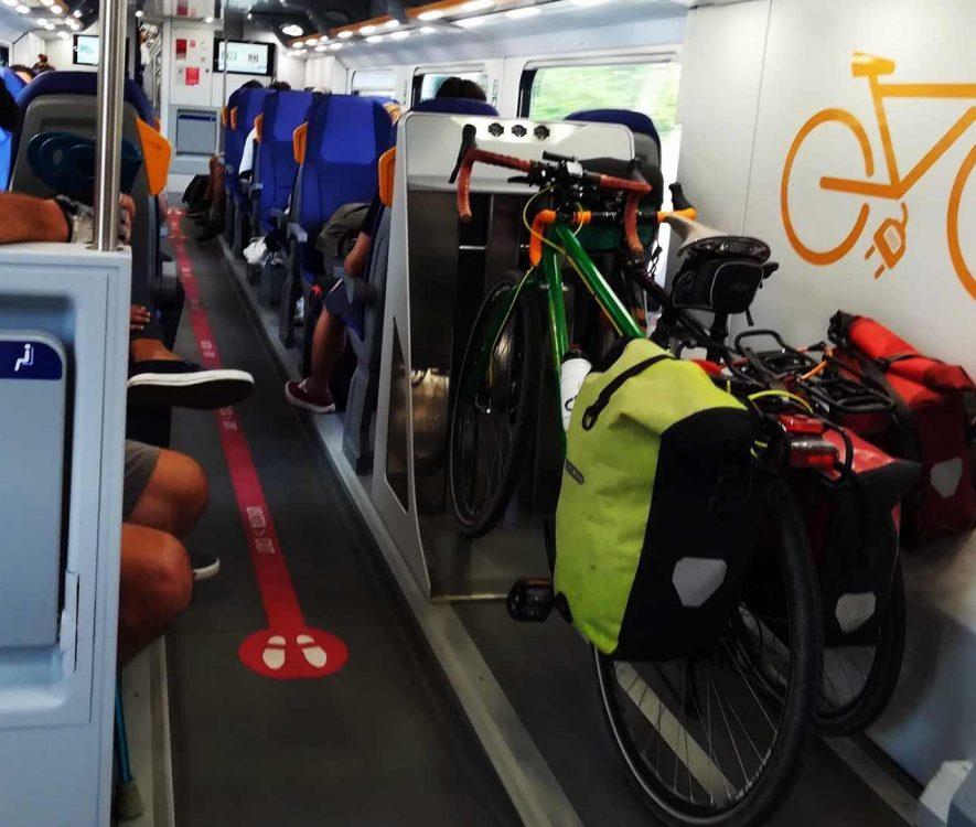 bici + treno