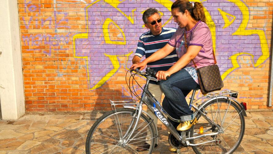 corso bici per adulti